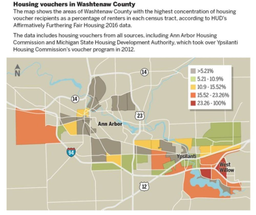 Opinion: Ypsilanti is Ann Arbor's affordable housing policy