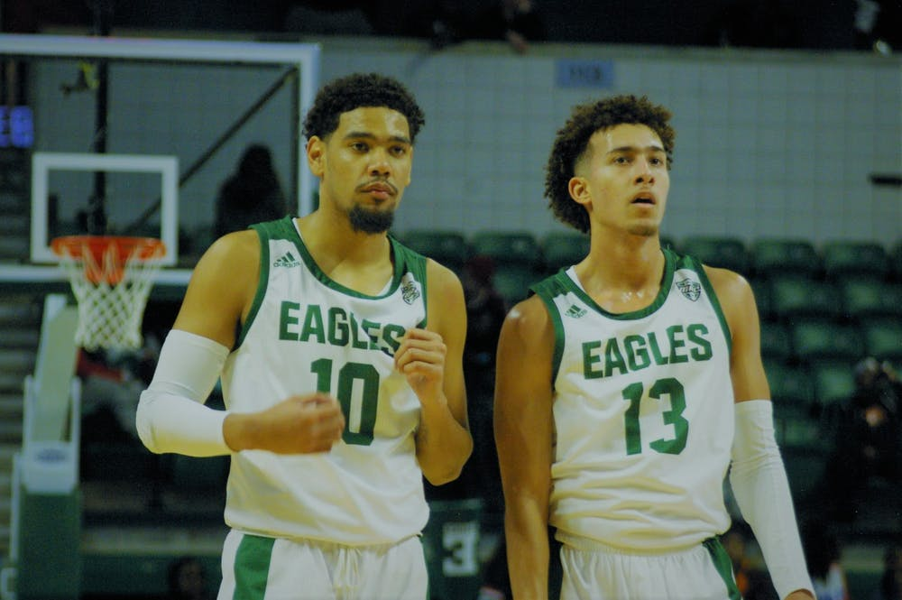 Eagles lose 70-54 on the road versus Western Michigan