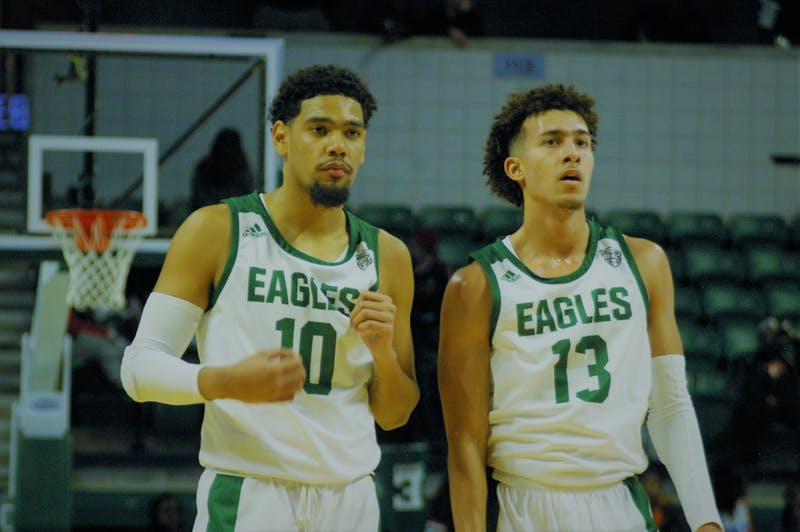 Eastern Michigan men's basketball dominates in home opener 93-51