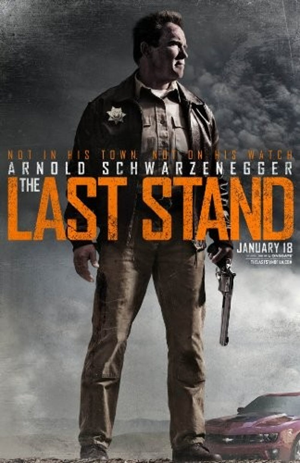 'Last Stand' solid effort
