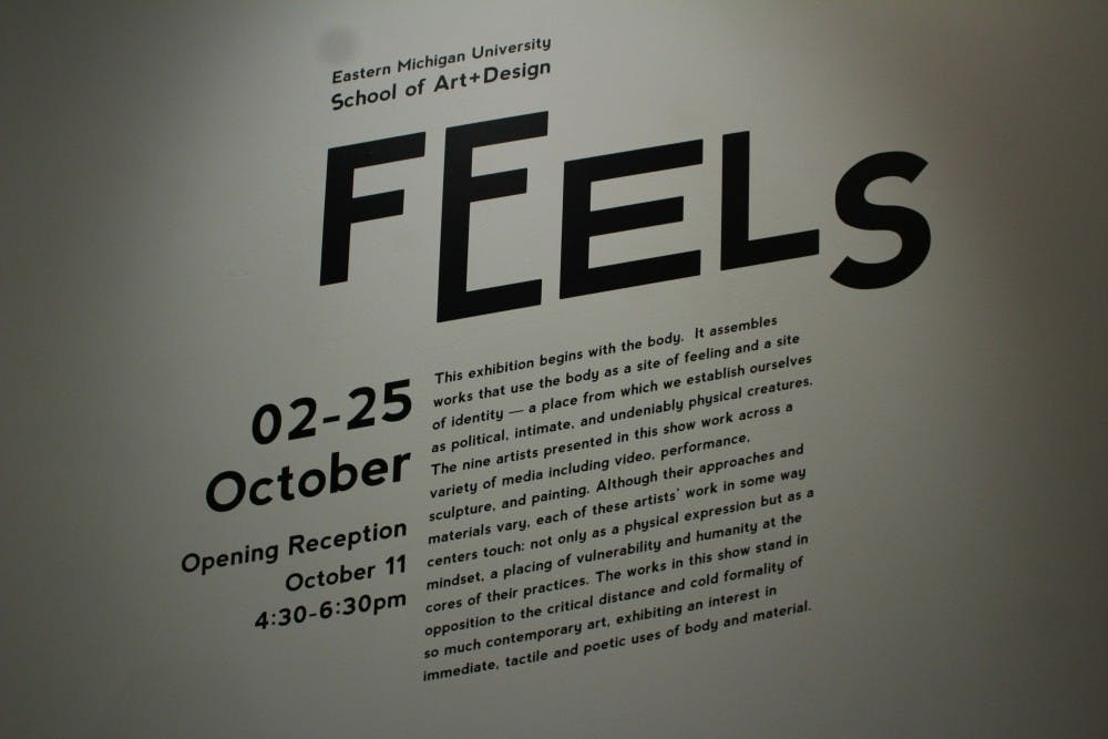 FEELS: Reception and Art Show at Ford Hall