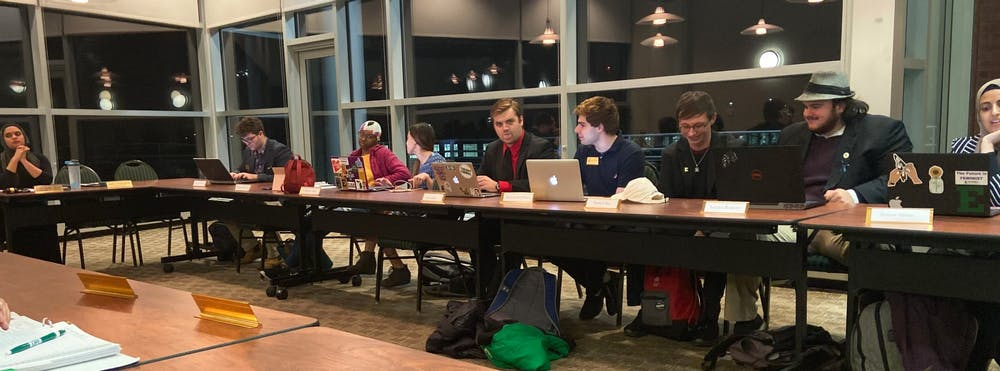 Student Senate creates commission to tackle housing and food insecurity