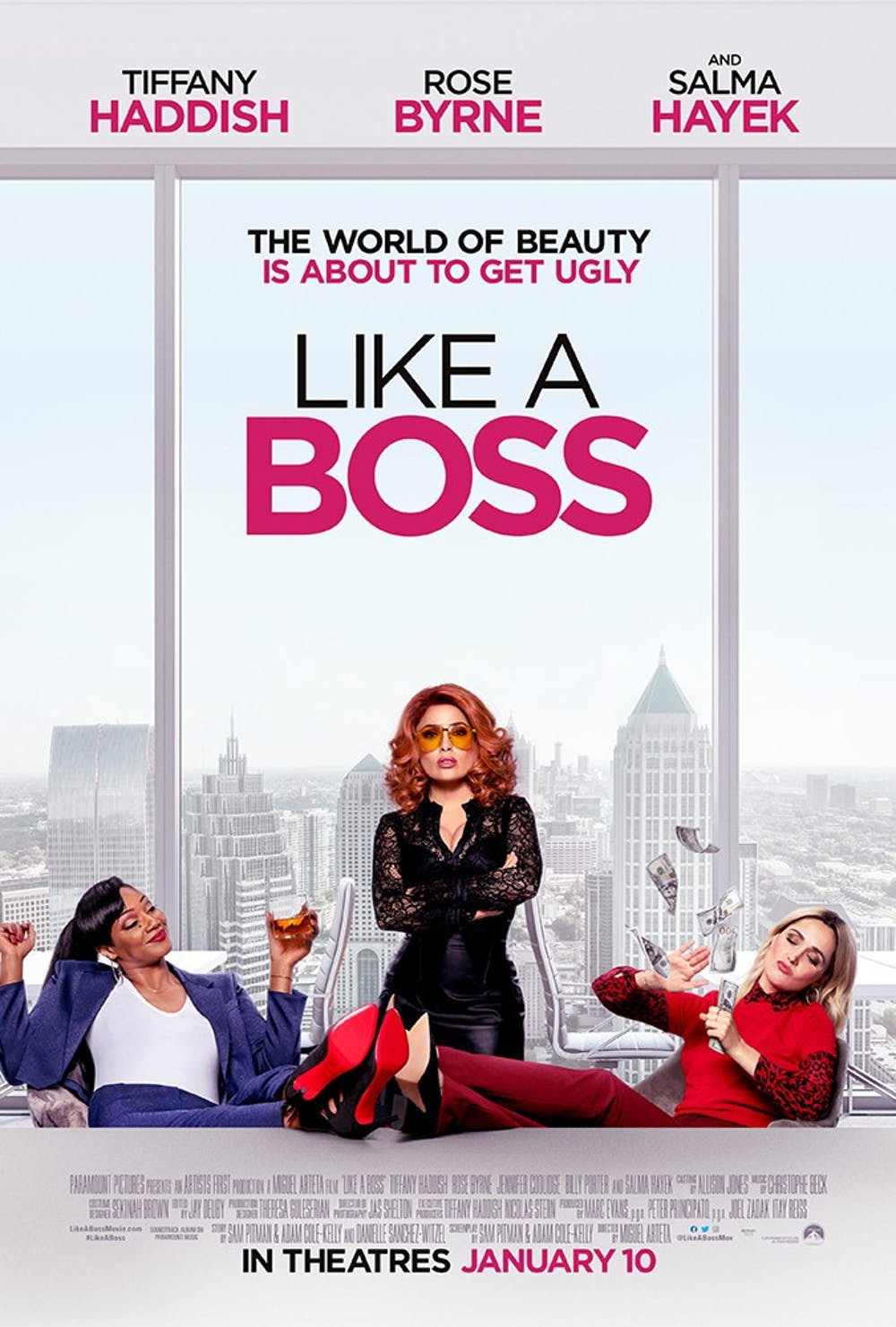 """Review: """"Like A Boss"""" showcases comedy and true meaning of friendship"""