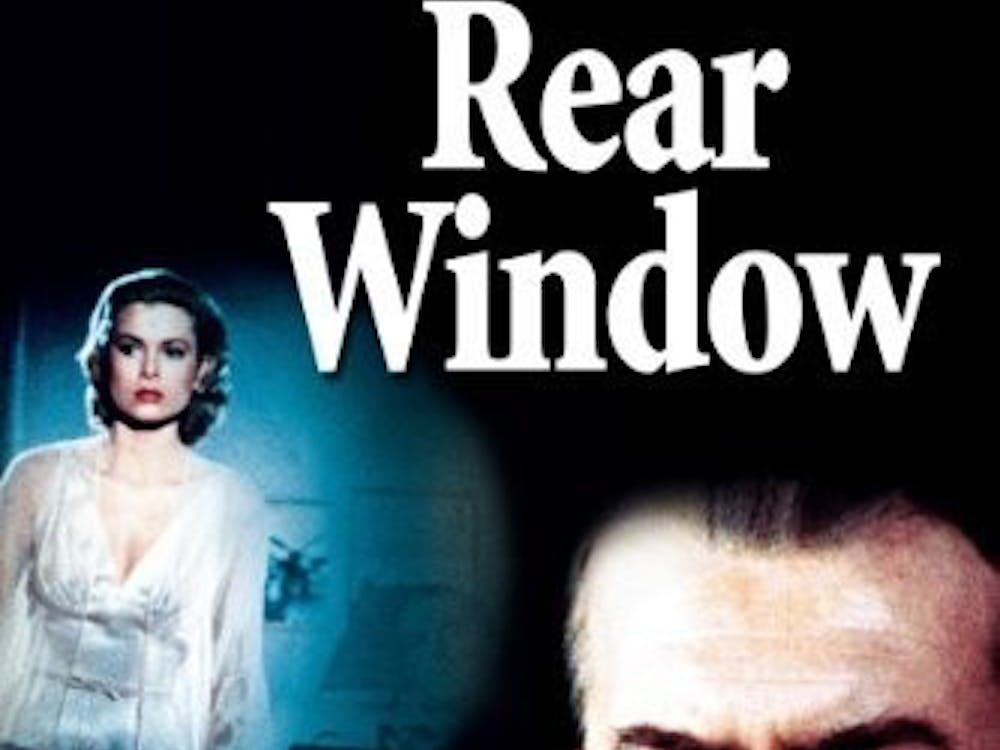 Alfred Hitchcock's 1954 film 'Rear Window' is a masterful exercise in suspense.