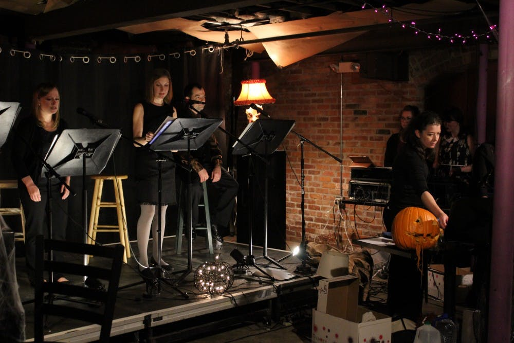 The Roustabout Theatre Troupe's Dark Ride Hour Spooks and Excites