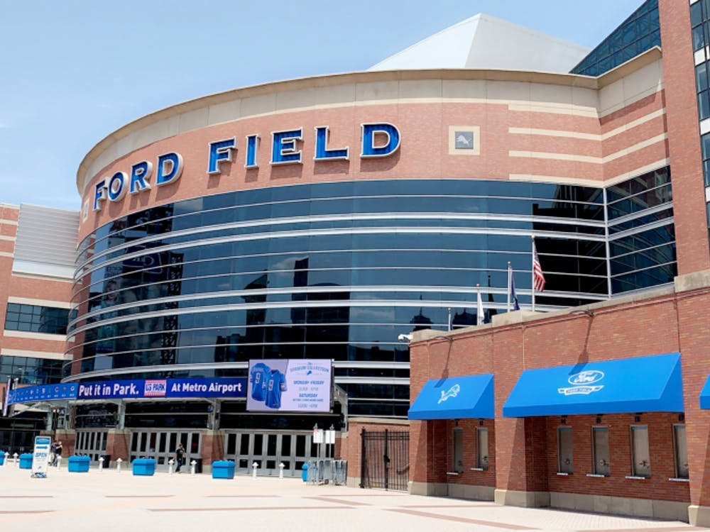 MAC Media Day took place at Ford Field in Detroit on July 23, 2019.