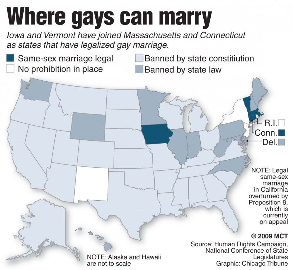 Same-sex marriage is a religious issue