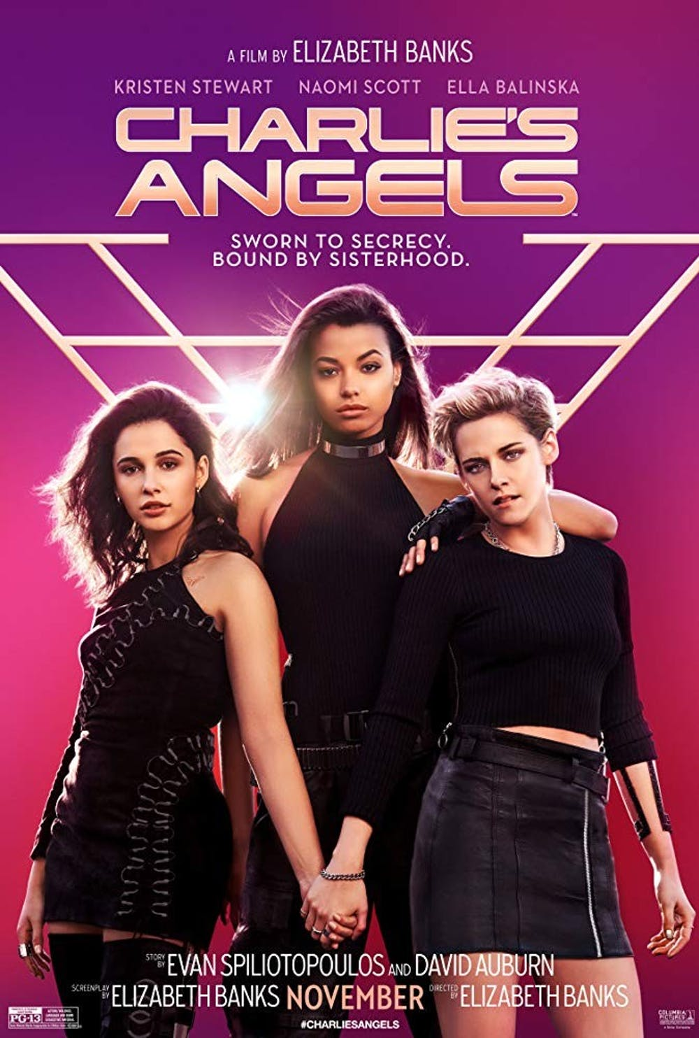 Review: 'Charlie's Angels' are back with a new adaptation on a classic story