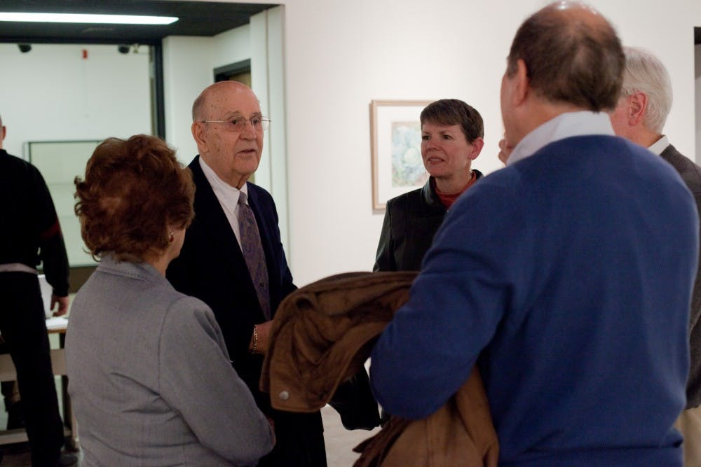 Stamelos exhibit sheds light onto artist's life, career