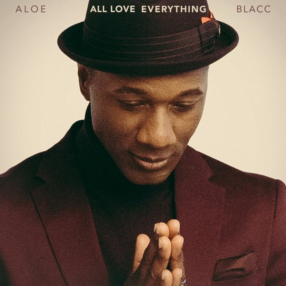 Review: Aloe Blacc releases an album that feels like the soundtrack to what it means to be human