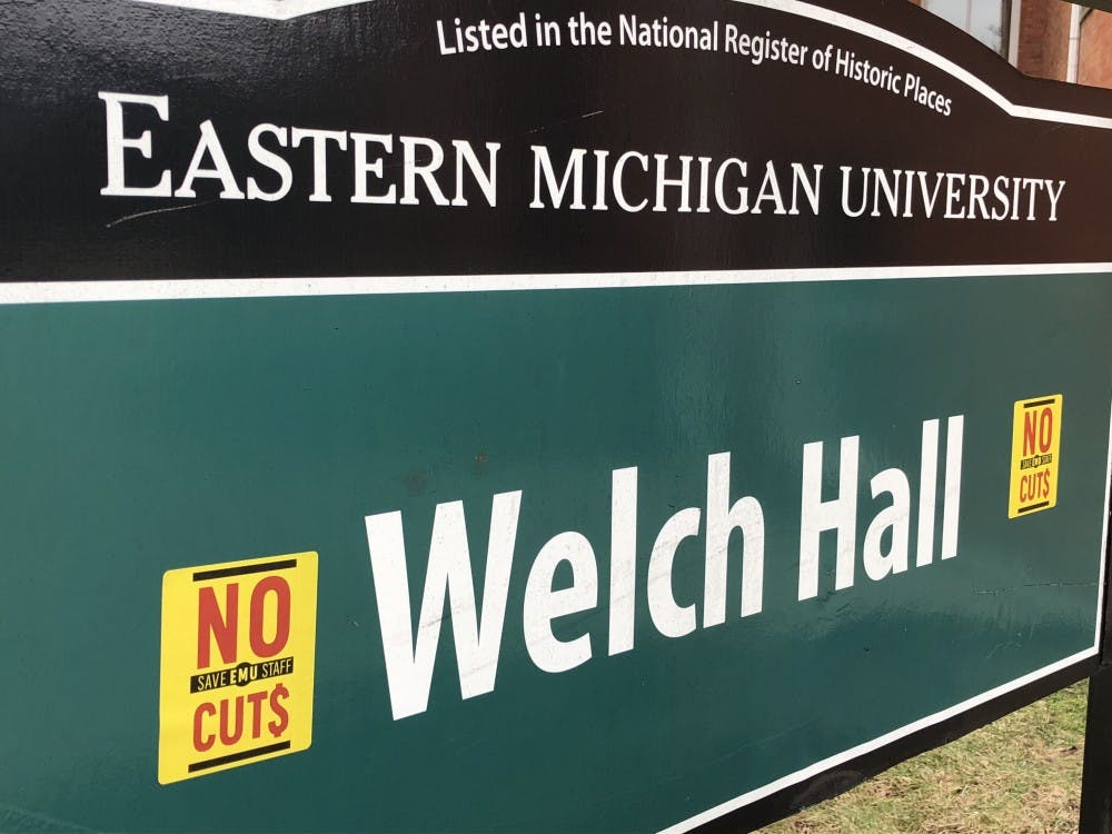 EMU Faculty Senate to discuss resolution to university budget concerns
