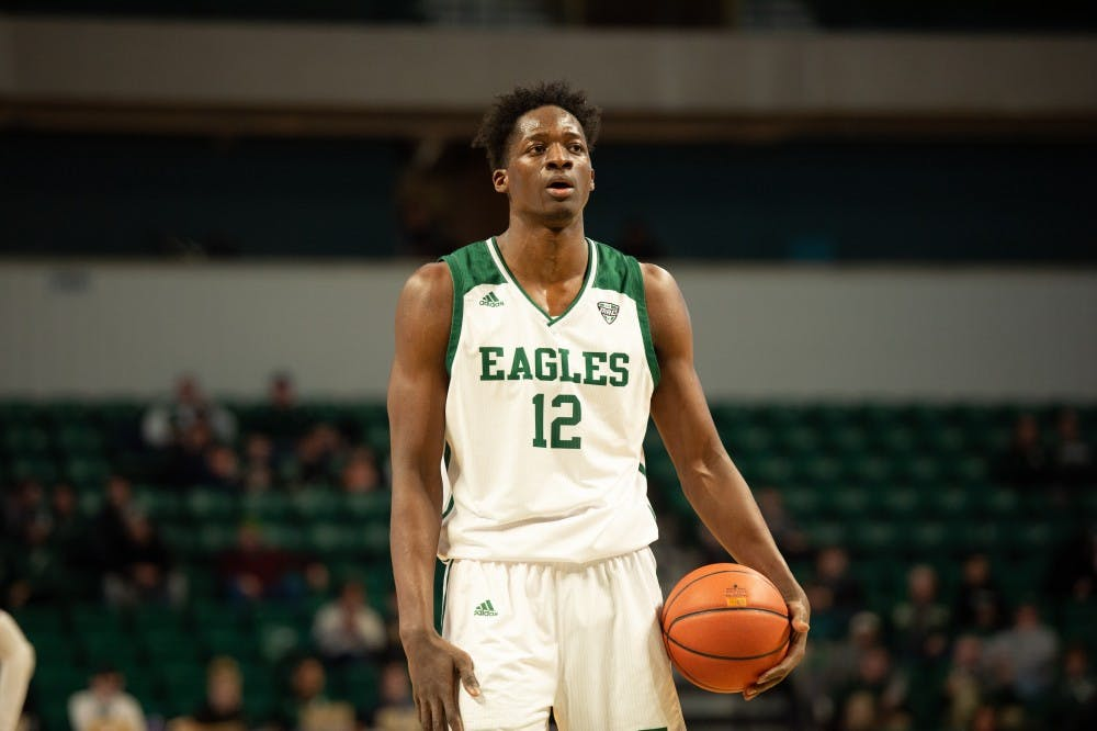 Boubacar Toure discusses his life in Senegal and expectations for his senior year