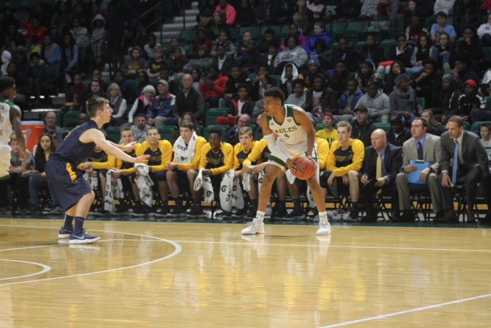 EMU's men's basketball undefeated in off-season
