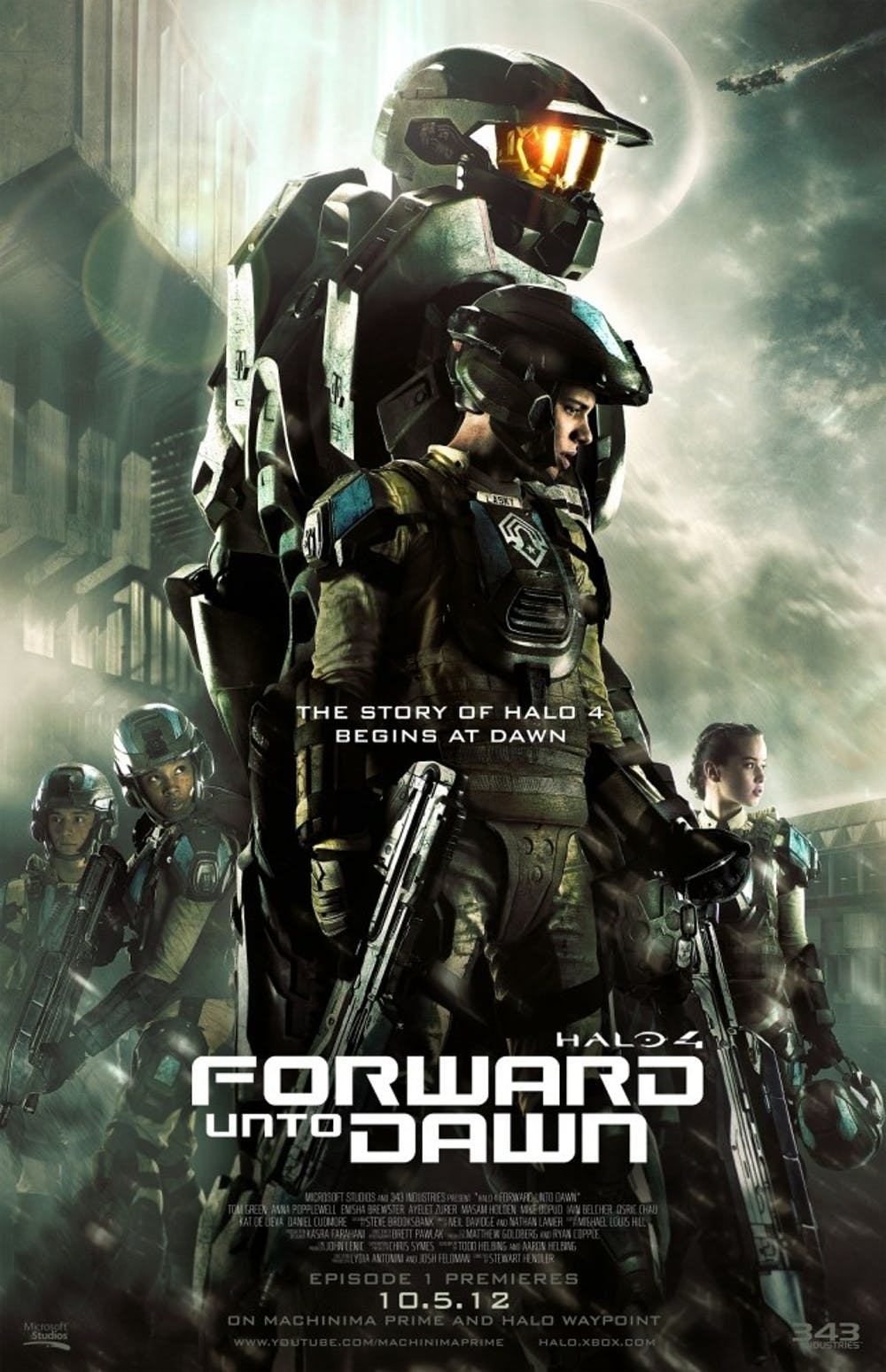 Halo 4 film a must-see