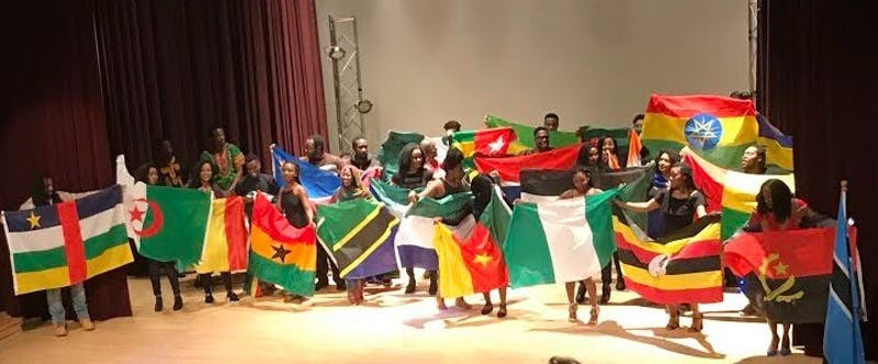 3rd Annual African Cultural Show