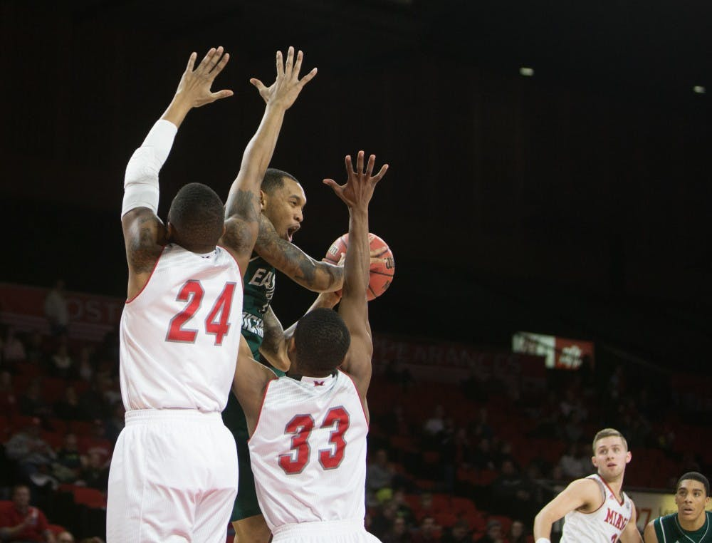 Men's basketball review: Lack of MAC attack