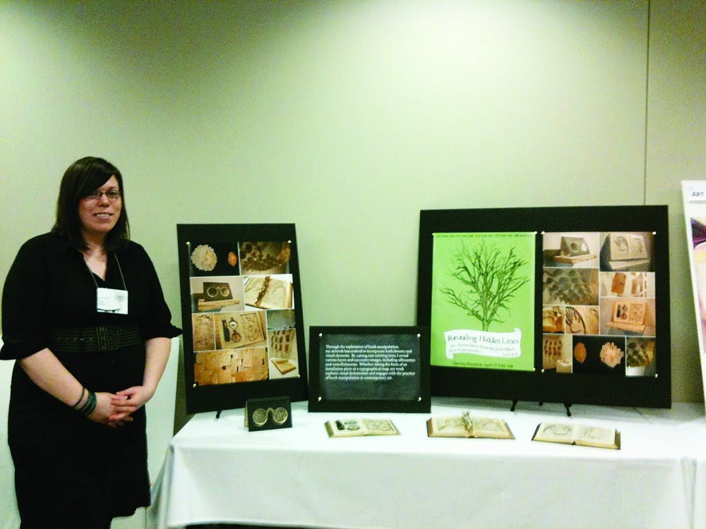 Undergraduate Symposium features variety