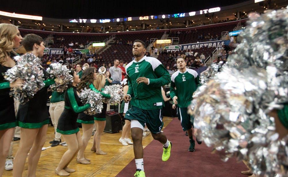 Five things to take away from EMU's MAC tournament semifinal loss to Toledo