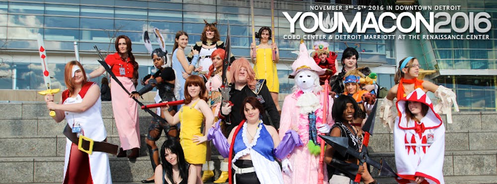 Youmacon comes to Detroit