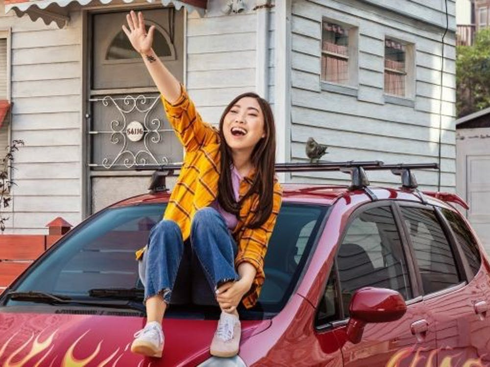 """(Awkwafina is) Nora From Queens"" recently premiered as a Comedy Central Original, giving fans a similar viewing experience to its hit ""Broad City."" Retrieved from IMDb"