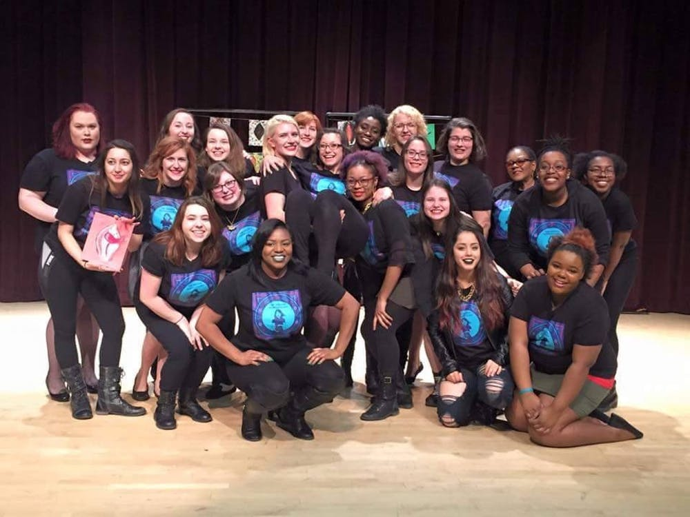 EMU's Women's Resource Center performs 15th annual Vagina Monologues