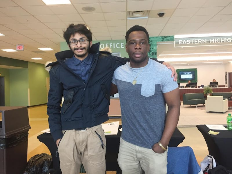 The Minority Association of Pre-Med Students at Eastern Michigan University (MAPS) helps students when it comes to the grueling work needed to succeed in the health field.