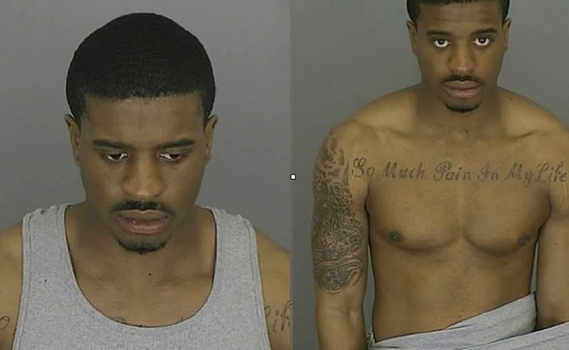 Washtenaw County Sheriff's Office is looking for Larry Louis Hunter, 27, who is wanted in connection with a homicide on MacArthur Blvd.