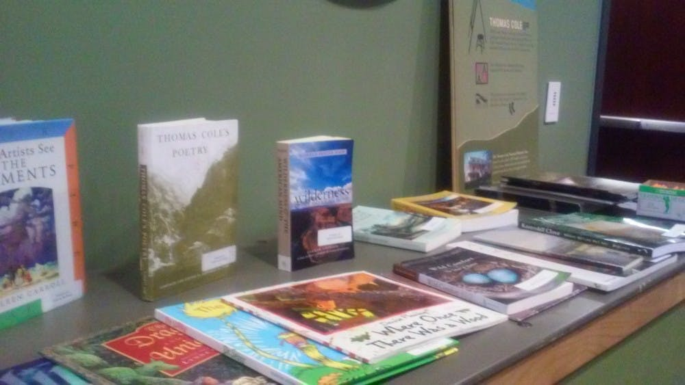 Wild Lands exhibit on display at Ypsilanti District Library