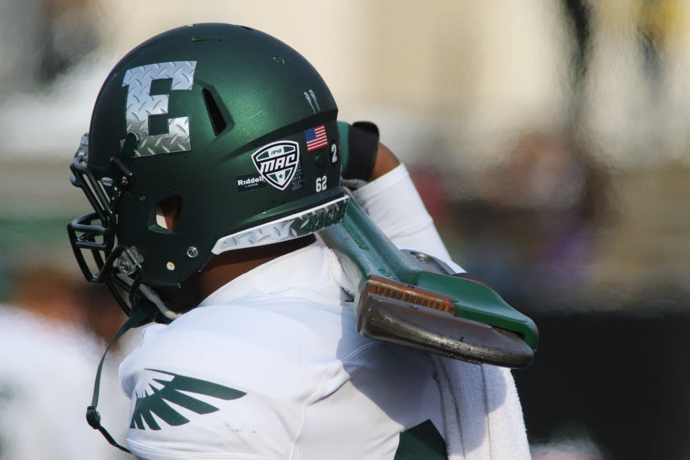 EMU football 2015 schedule