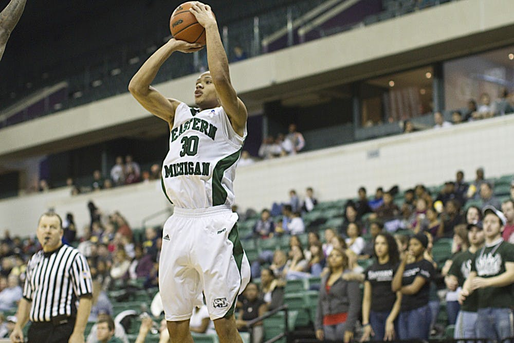 Men's basketball grabs low-scoring win over Central Michigan, 41-38