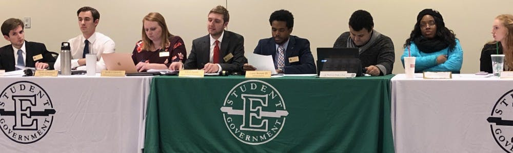 Student Senate Passes Two Resolutions, Bids Farewell To Two Long Serving Members