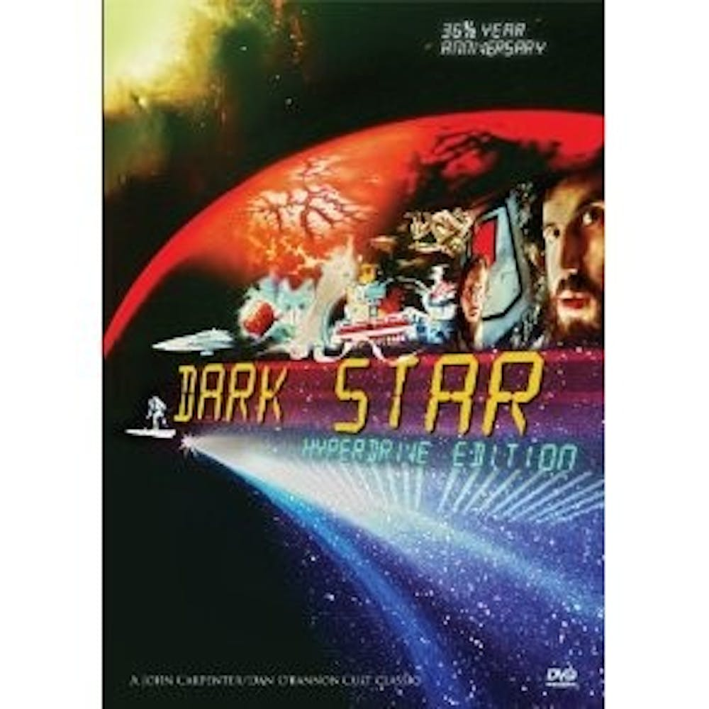 Grindhouse Review: 'Dark Star'