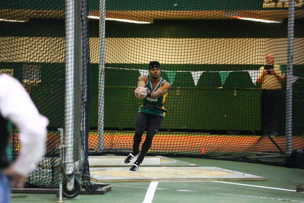 Anthony Jones places seventh in hammer throw at NCAA Championships