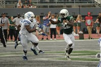Eastern Michigan football wins home opener in thrilling fashion