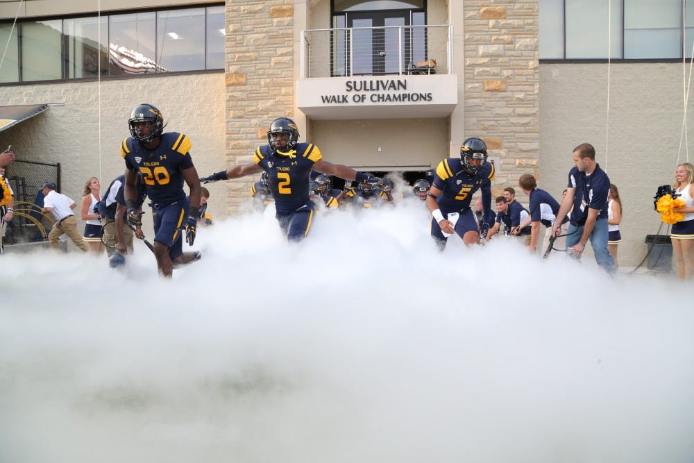 Previewing Toledo: Eagles head to Glass Bowl