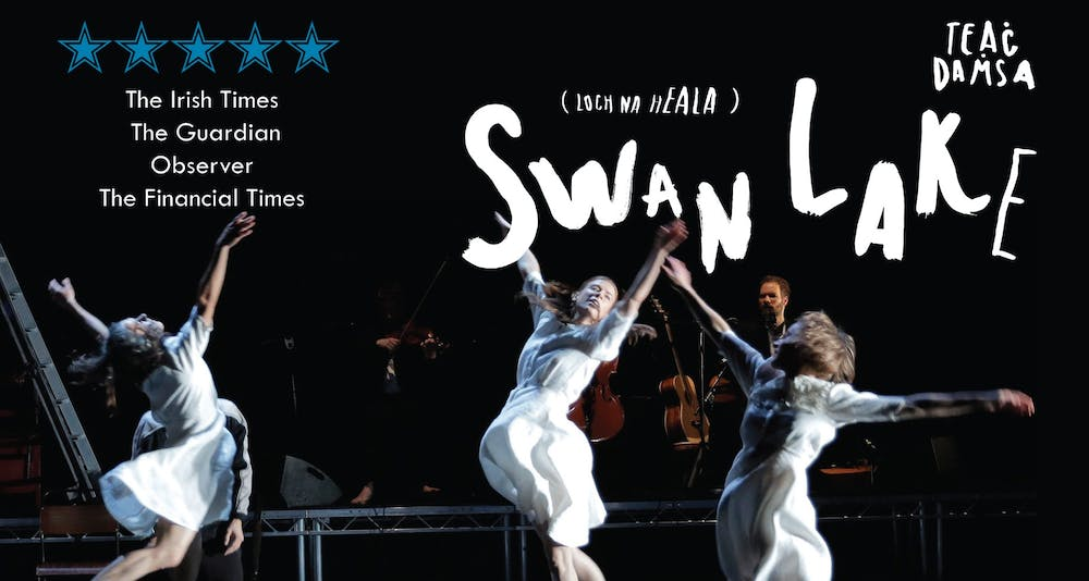 Review: Teaċ Daṁsa's Loch na hEala/Swan Lake is a heavily symbolic reclamation of the classic ballet Swan Lake
