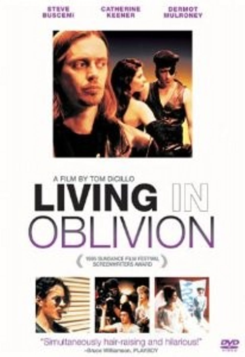 Grindhouse Review: 'Living in Oblivion'