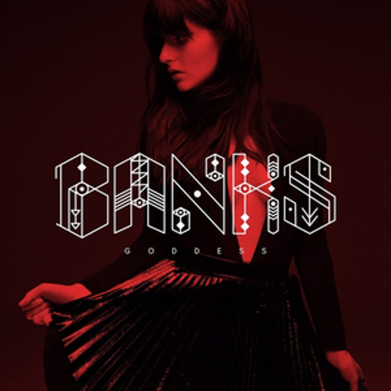 Banks Album Art
