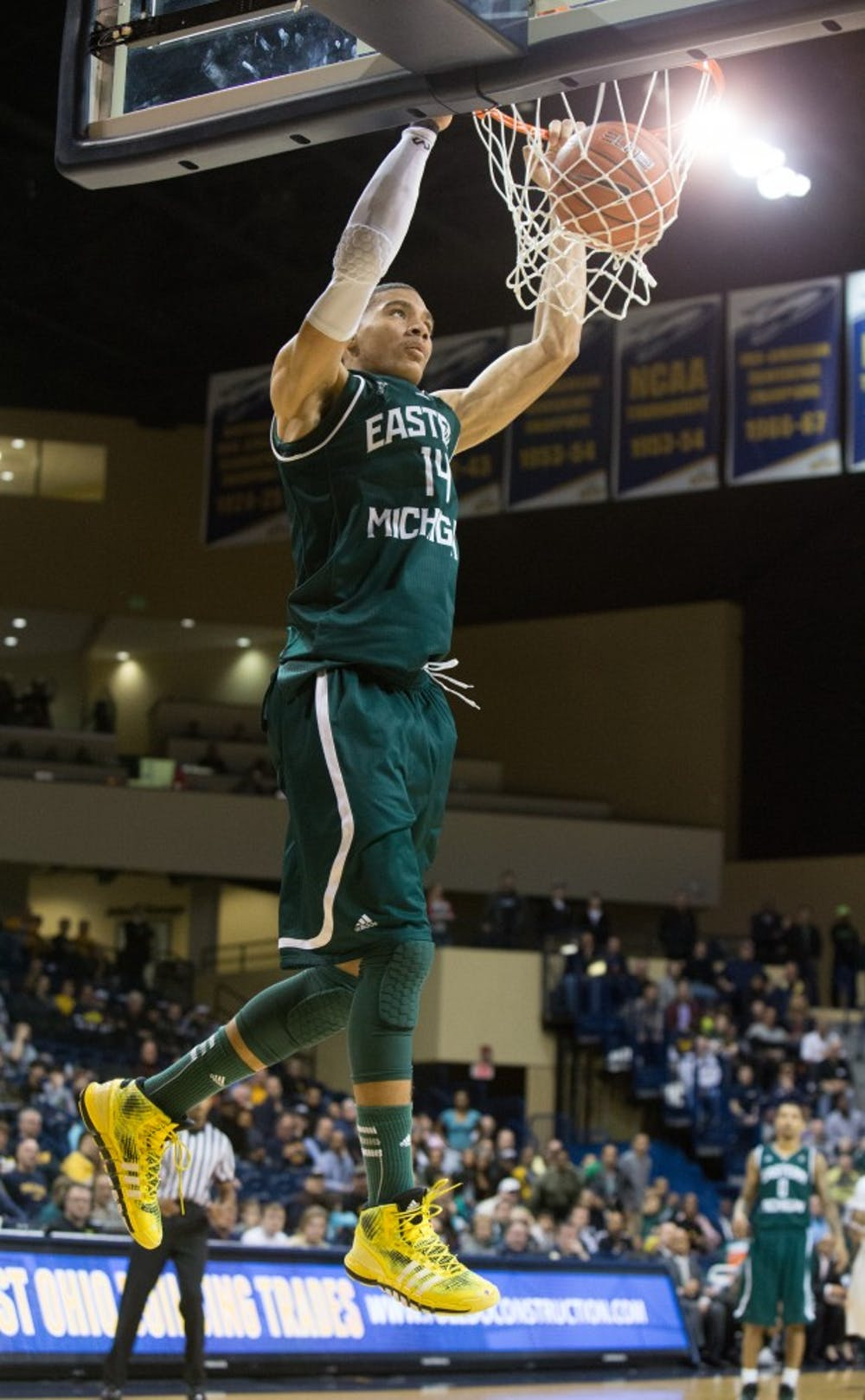 Ward named to the All-MAC Third Team