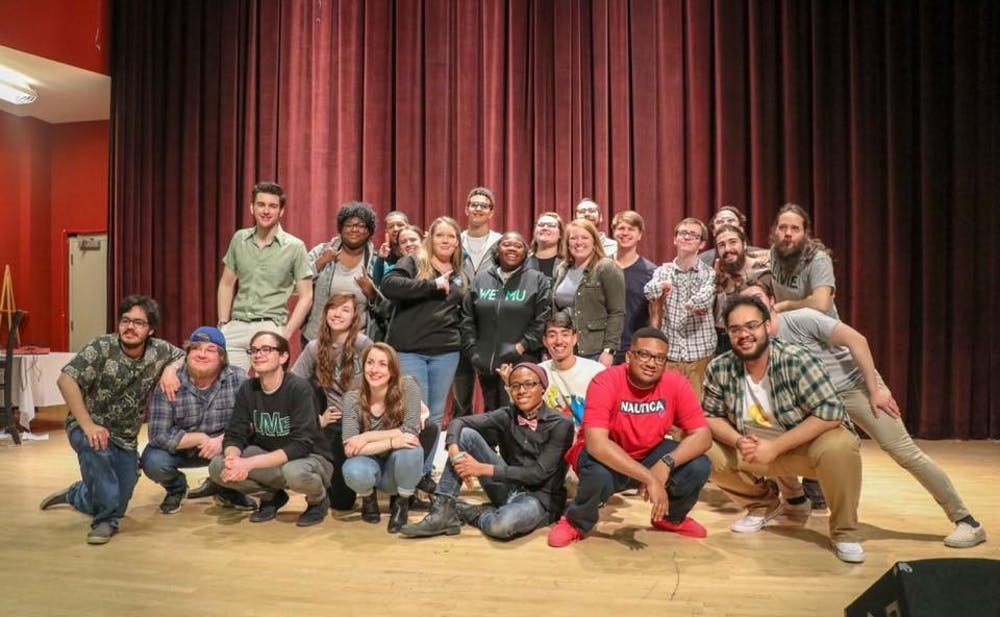 Laugh-A-Minute-Enterprises and Campus Life Host Comedy Night