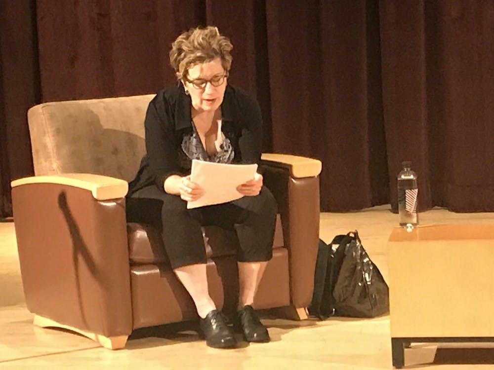 EMU Jewish Studies Department welcomes Tony winning playwright to campus
