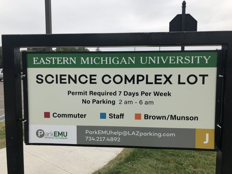 Several lots on campus were renamed over the summer, including the former Oakwood Lot South, which is now named the Science Complex Lot.