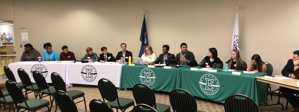 Student Senate Passes Resolution To Amend Tobacco Free Policy