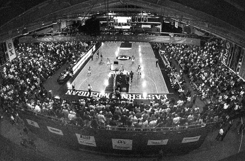 Bowen Field House on December 10th, 1992 for a men's basketball game.