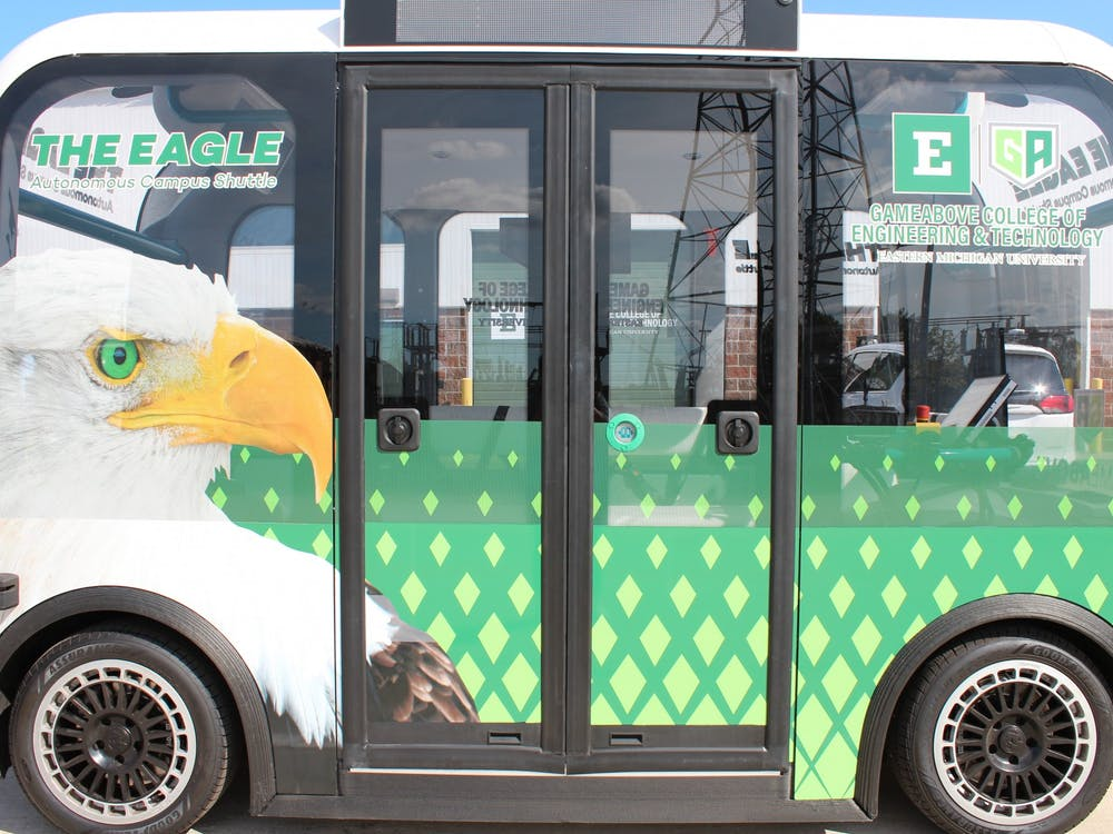 GameAbove College of Engineering and Technology announced that they have collaborated with Local Motors to bring an advanced autonomous car shuttle to Eastern Michigan University's campus later this fall.