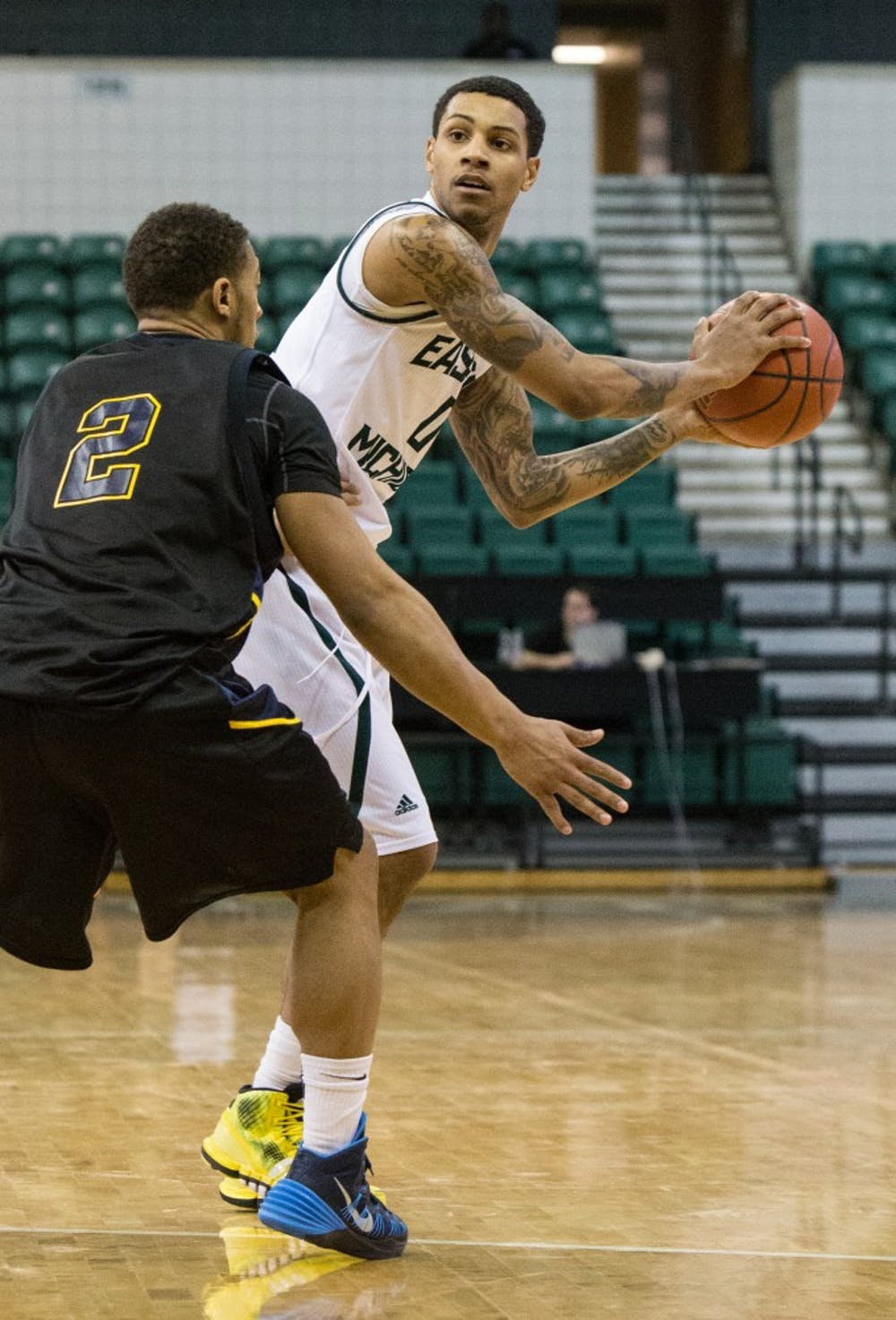 Lee scores 24 in EMU's 73-62 win over Ball State