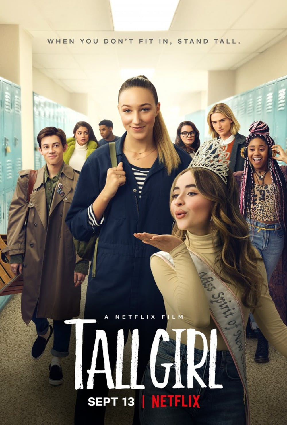 Opinion: Tall Girl is a warm, heartfelt comedy sure to take you on a roller coaster of emotions