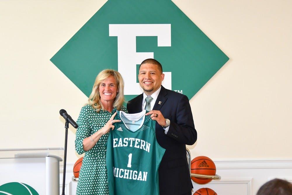 EMU Names Fred Castro Head Women's Basketball Coach