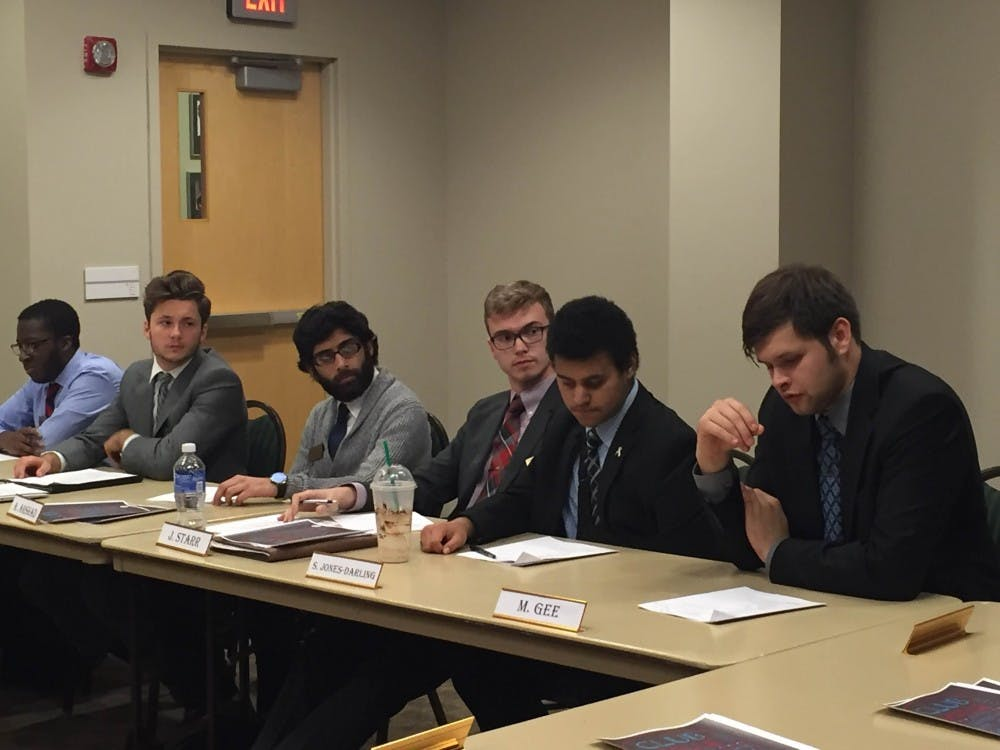 Student Government forming Athletic Commission to explore athletic funding process