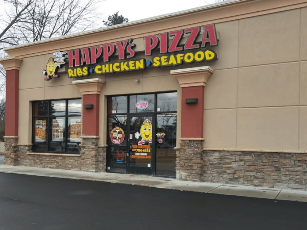 Photo Courtesy of Happyspizza.com